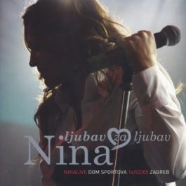 Nina Badrić Ljubav Za Ljubav Live CD2/MP3