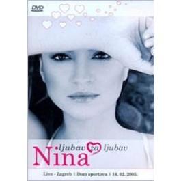 Nina Badrić Ljubav Za Ljubav Live DVD