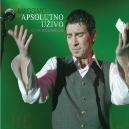 Massimo Apsolutno Uživo CD/MP3