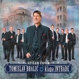 Tomislav Bralić & Klapa Intrade Sritan Čovik CD/MP3
