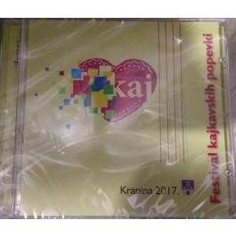 Razni Izvođači Krapina 2017 Festival Kajkavskih Popevki CD