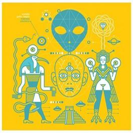 Sonido Gallo Negro Mambo Cosmico LP