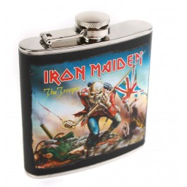 Iron Maiden Pljoska The Trooper 180 Ml PLJOSKA