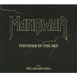 Manowar Thunder In The Sky CD2