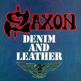 Saxon Denim And Leather Expanded Ed. CD