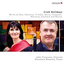 John Finucane Elisaveta Blumina Irish Holidays CD