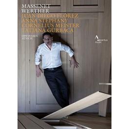 Juan Diego Florez Massenet Werther DVD