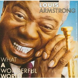 Louis Armstrong What A Wonderful World CD