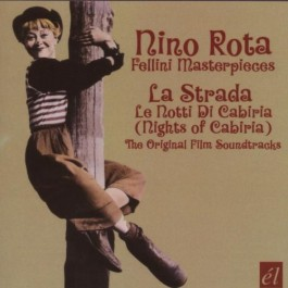 Soundtrack La Strada By Nino Rota CD