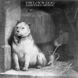Pavlovs Dog Pampered Menial CD
