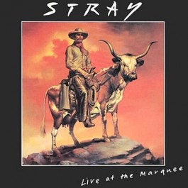 Stray Live At The Marquee CD