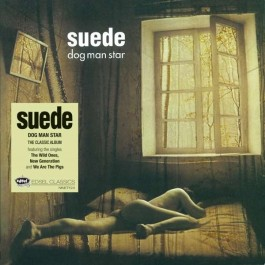 Suede Dog Man Star CD