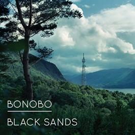 Bonobo Black Sands CD