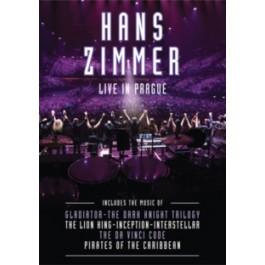 Hans Zimmer Live In Prague DVD