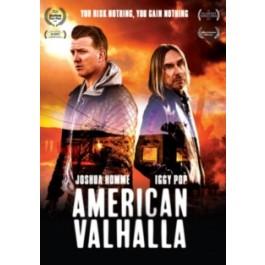 Andreas Neumann Joshua Homme American Valhalla DVD