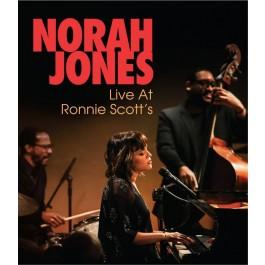 Norah Jones Live At Ronnie Scotts DVD
