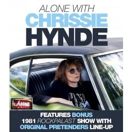 Chrissie Hynde Alone With DVD