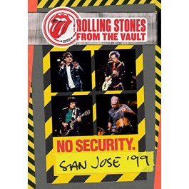 Rolling Stones From The Vault No Security Tour 1999 DVD