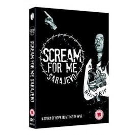 Bruce Dickinson Scream For Me Sarajevo DVD