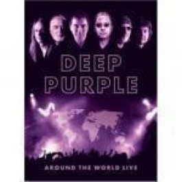 Deep Purple Around The World Live4 DVD4