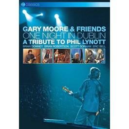 Gary Moore & Friends One Night In Dublin Tribute To Phil Lynott DVD