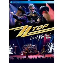 Zz Top Live At Montreux 2013 DVD