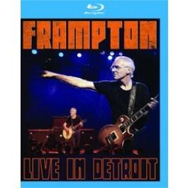 Peter Frampton Live In Detroit BLU-RAY