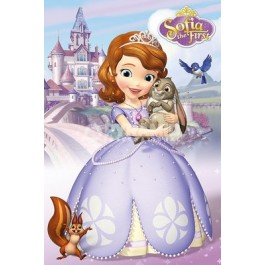 Pyramid International Sofia The First Characters 005 POSTER