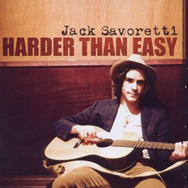 Jack Savoretti Harder Than Easy CD