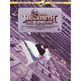 Megadeth Rude Awakening DVD