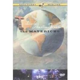 Mavericks Live In Austin Texas DVD