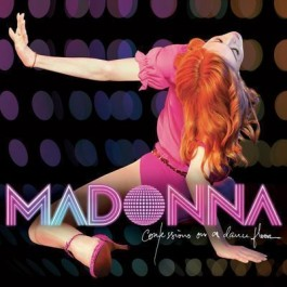 Madonna Confessions On A Dance Floor S, Sk, Black MAJICA