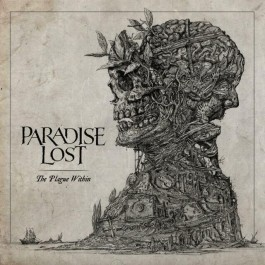 Paradise Lost Plague Within Limited CD