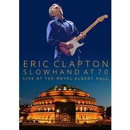 Eric Clapton Slowhand At 70 Live At The Royal Albert Hall DVD+CD2