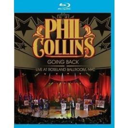 Phil Collins Live At Roseland Ballroom Nyc BLU-RAY