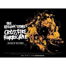 Rolling Stones Crossfire Hurricane BLU-RAY