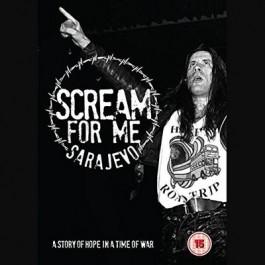 Bruce Dickinson Scream For Me Sarajevo BLU-RAY