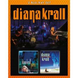 Diana Krall Live In Paris, Live In Rio BLU-RAY2