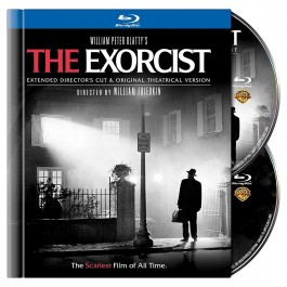 William Friedkin Exorcist BLU-RAY