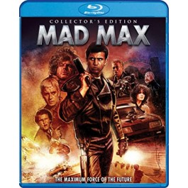 George Miller Mad Max BLU-RAY
