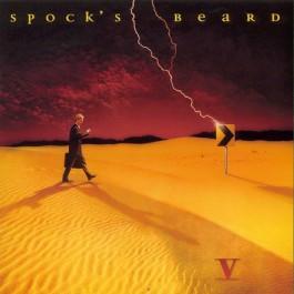 Spocks Beard V Reissue 2015 CD4