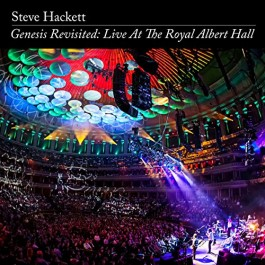 Steve Hackett Genesis Revisited Live At The Royal Albert Hall CD2+DVD2+BLU-RAY