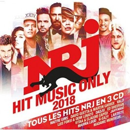 Various Artists Nrj Hit Music Only 2018 CD3