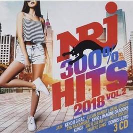 Various Artists Nrj Hits 2018 Vol.2 300 CD3