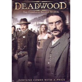 Movie Deadwood 2. Sezona DVD4