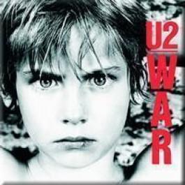 U2 War MAGNET