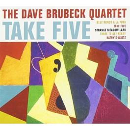 Dave Brubeck Quartet Take Five CD3