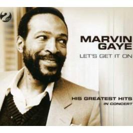 Marvin Gaye Lets Get It On CD2