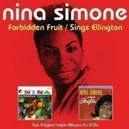 Nina Simone Forbidden Fruit & Sings Ellington CD2