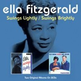 Ella Fitzgerald Swings Lightly, Swings Brightly CD2